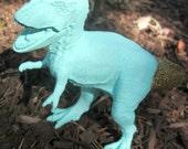 T-Rex figure glitter - Dinosaur figure- Glitter Dinosaur