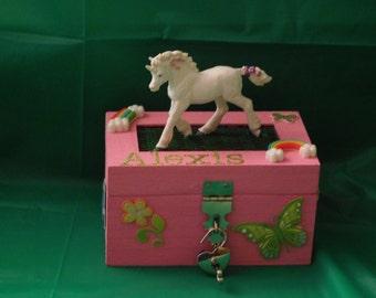 Baby Unicorn Bank
