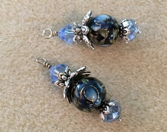 Vintage Tensha Earrings
