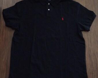Vintage Polo RL small piny shortsleeve polo shirt