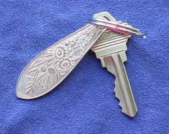 Spoon Keychain,Silverware Key Chain,Key Chains,Silverware Keychain,Keys,Fob,Key Chain,Keys,(KC045)