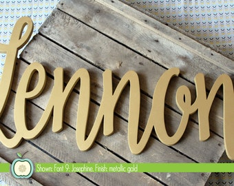 Wooden Name Sign, Wooden Names, Letters for Nursery, Nursery Decor, Wall Hanging Letters, Baby Name Plaque, Wall Decor, Large Wooden Letters