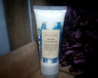 Winter Hands -Dry, chapped skin lotion