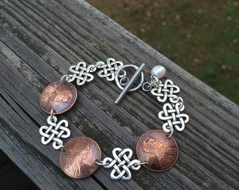 2009 Penny Bracelet