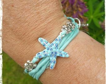 Bracelet Star Silk.