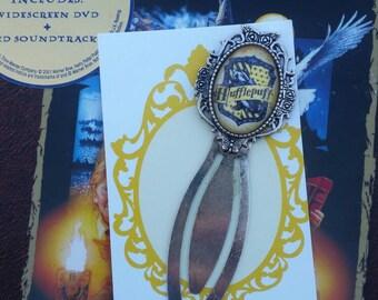 Harry Potter inspired Hufflepuff   bookmark