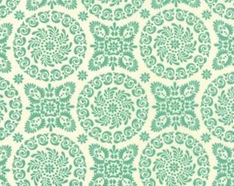 Refresh yardage by Sandy Gervais for Moda Fabrics. Mist 17861 13