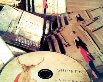 EP UNMARKED by Shireen