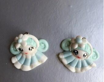 ON SALE Miniature Dolls,Miniature Dolls Charm,Miniature Jewelry,Jewelry  Accessories,Miniature,Dolls and Miniature,Miniature cabochon,DIY