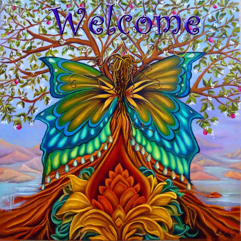 Divine Feminine Inspirational Healing Loving by ...