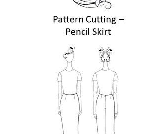 Sew Bette, So You. Pattern Cutting - Pencil Skirt