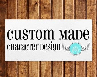 Small Illustration Custom LOGO DESIGN Photographer Small Business Branding Circular Logo Design Photography Watermark Premade Logo Handmade