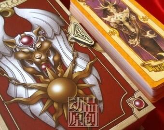 Cardcaptor Sakura - Clow Card + Book SET