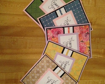 Thank You Cards - Bulk