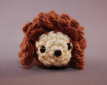Hedgie Hog - amigurumi hedgehog