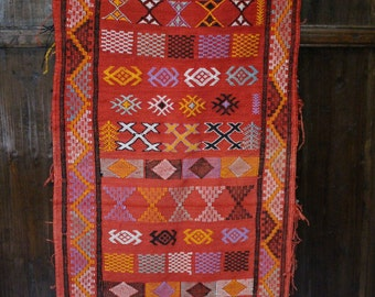Textile Wall Hanging/Rug from Morocco