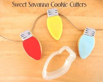 Light Bulb Cookie Cutter
