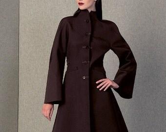 Vogue Pattern V1419 Misses' Coat