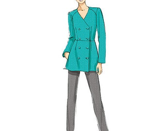Vogue Pattern V9158 Misses' Top, Dress and Pants