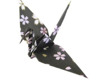 Wedding Birds , 50 Origami Cranes , Paper Birds , Origami Birds ,  Japanese Wedding Favor , Japan Party Favor  , Origami Paper Crane Favor