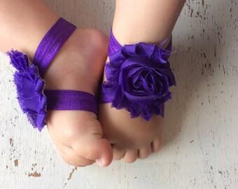 Barefoot sandals; baby barefoot sandals; purple sandal; toddler barefoot sandal; sandal