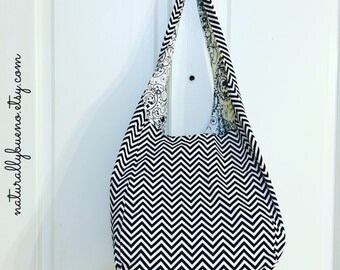 Reversible Market Bag - Made to order in the fabric of your choice