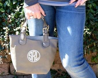 Mini  Crossbody Handbag/ Monogrammed/ Tote/Great Gift/ All Season Bag