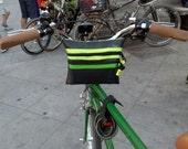 Bolsito para manillar de caucho reciclado