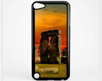 Beautiful Stonehenge Sunset For iPod 4th Generation, iPod 5th Generation, and iPod 6th Generation