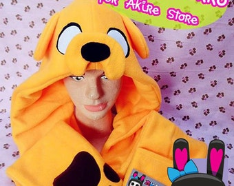 SCOODIE JAKE the dog adventure time