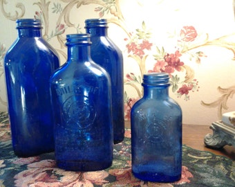 Milk of Magnesia Bottle Collection