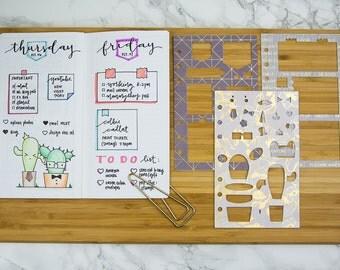 "Shop ""stencil"" in Paper & Party Supplies"