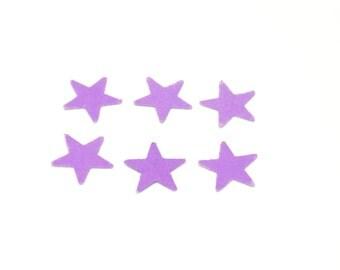 Confetti, Star confetti, confetti, wedding confetti, birthday confetti, purple confetti, party confetti, purple star confetti