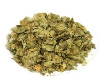 Northern Brewer Hops, 100gms.  Dried Cones