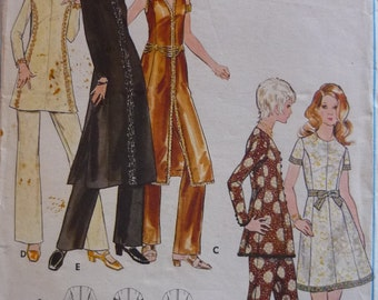 Vintage Sewing Pattern, Butterick 5995