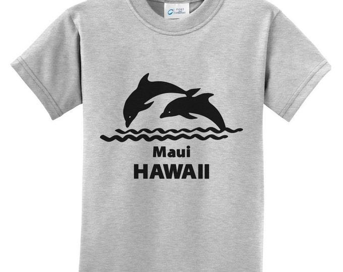 Maui Dolphin T-Shirts