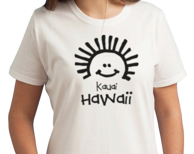 Kauai Hawaiian Sunshine T-Shirts