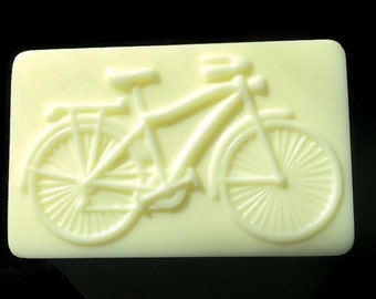 Bicycle Soap, Sulfate Free Soap, Shea Butter Soap, Mango Butter Soap, Cocoa Butter Soap