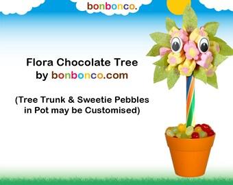 Chocolate, Marshmallows and Haribo Hearts (Customisable) Kit.