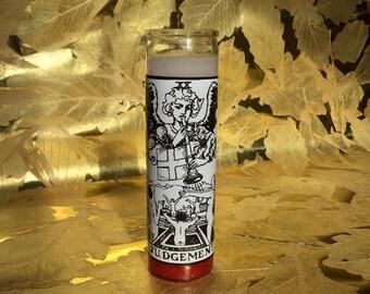 Judgement - Tarot Candle