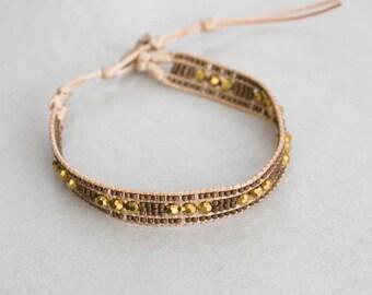 Talia Bead Bracelet