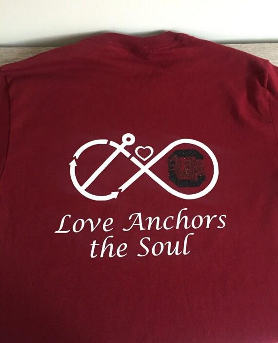 University Of South Carolina Long Sleeve T Shirt By