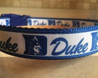 Duke Large and Medium Dog Collar