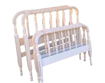 antique jenny lind twin bed