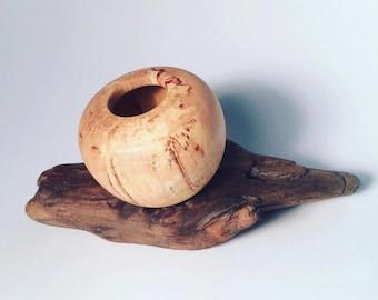 Horn Beam Hollow Form