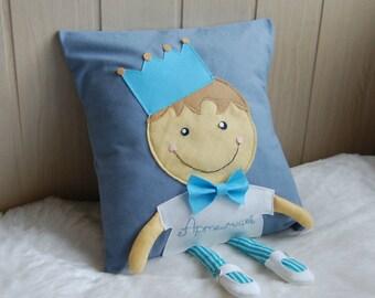 Decorative pillows pillow for children pillows pillow gift Prince pillow