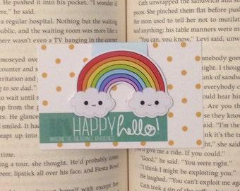 Magnetic Bookmarks • Rainbow