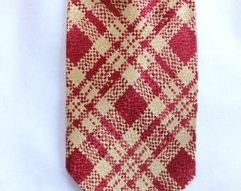 Vintage Pierre Cardin silk tie, Men's ties, neck ties, silk ties, stripe ties. Excellent gift