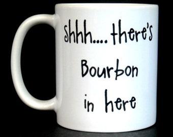 whiskey gift, bourbon gift, bourbon, whiskey, bourbon mug, for him, mens gift, mens personalized, personalized mens gift, gift, grandfather