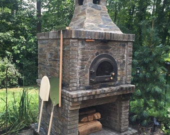 Wood fired pizza ovens - Grill/Oven/Fireplace - Free Shipping